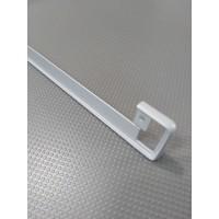 Стикова планка для стільниці EGGER пряма колір RAL7040